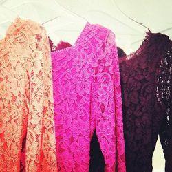 """<a href=""""http://instagram.com/p/Z3l9tQg9aQ/"""">@dvf:</a> """"Amazing Lace: The Classic Zarita"""""""