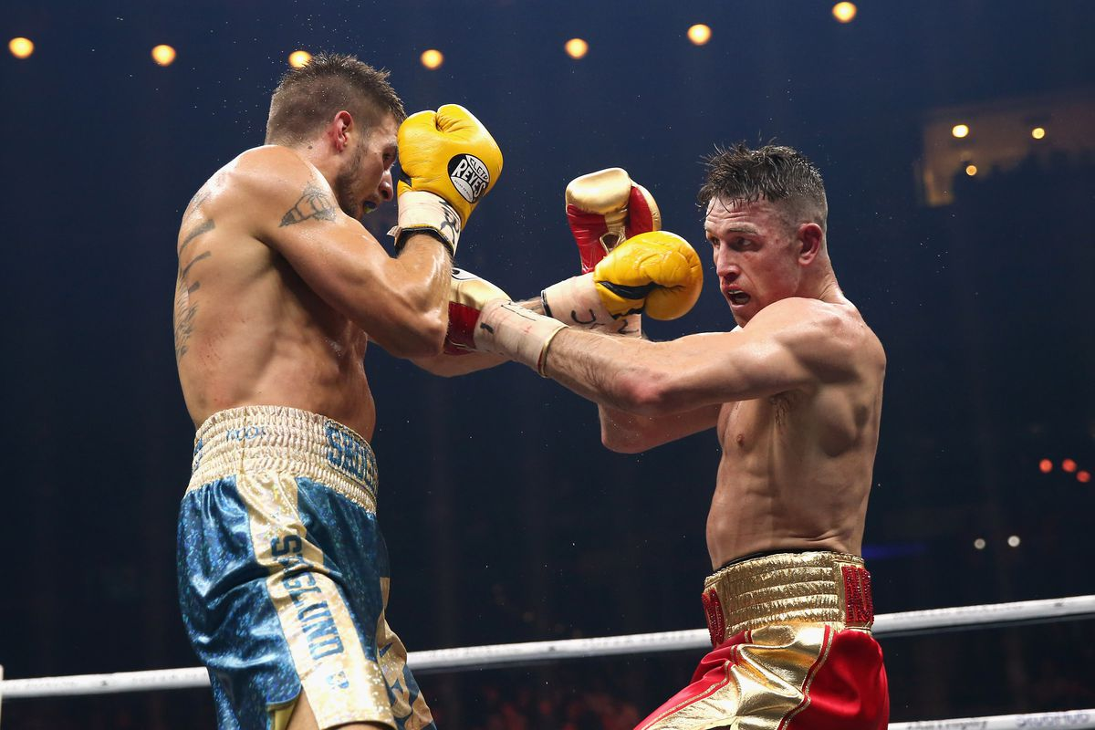 World Boxing Super Series results: Callum Smith beats Erik Skoglund to advance - Bad Left Hook