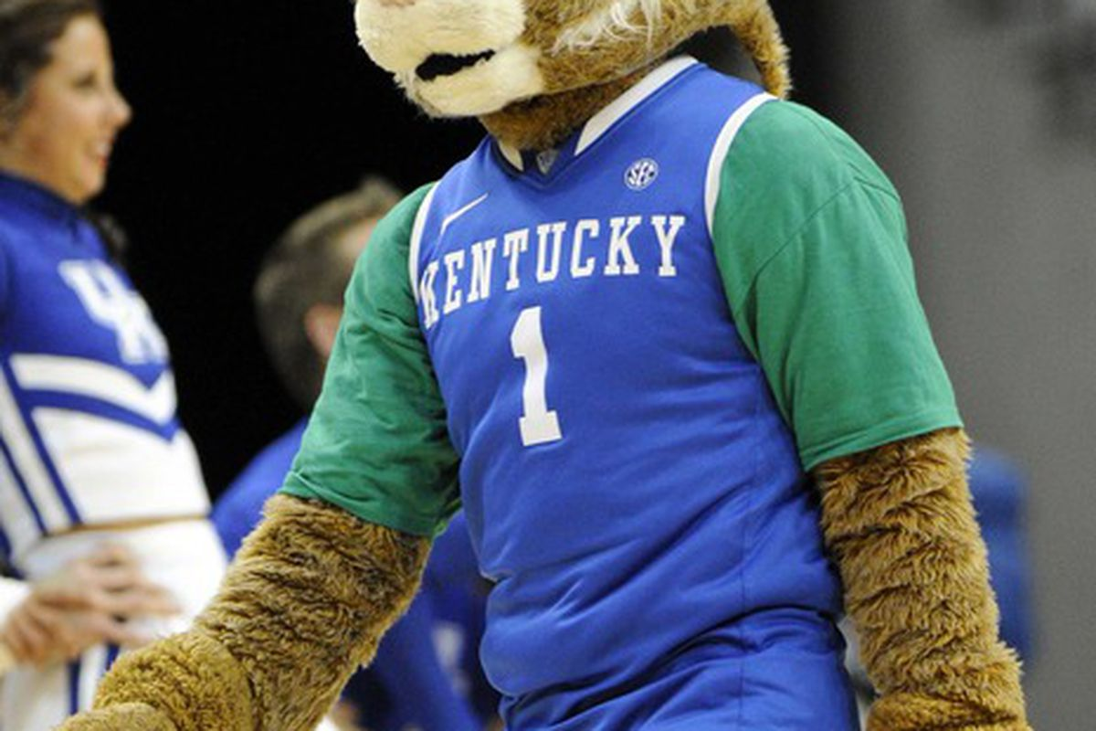 Kentucky is fortunate enough, some might say <em>lucky</em> enough, to get a second shot at the team that beat it in a much more friendly environment.
