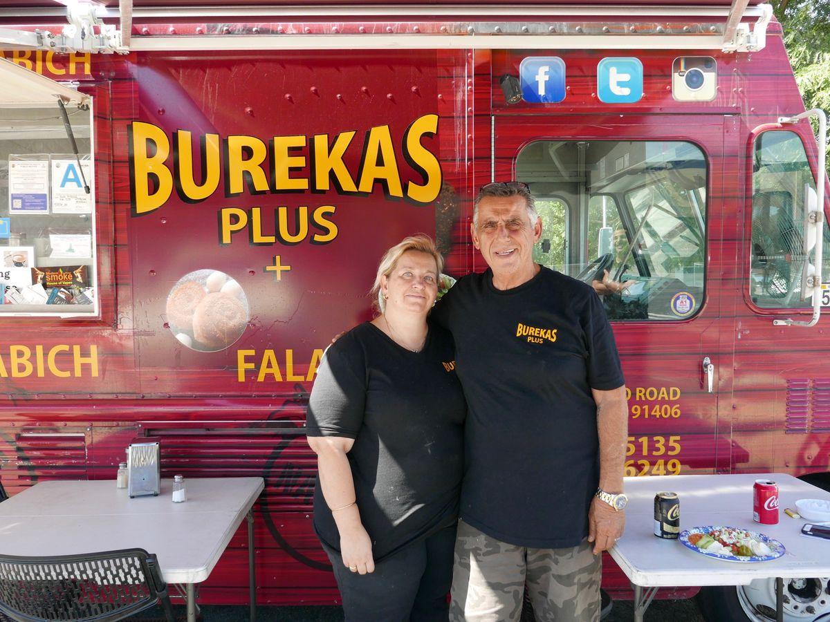 Food Truck Operators Los Angeles