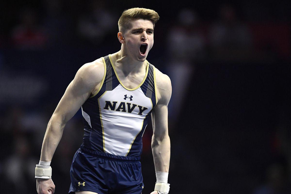 NCAA Gymnastics: Mens Gymnastics Championships