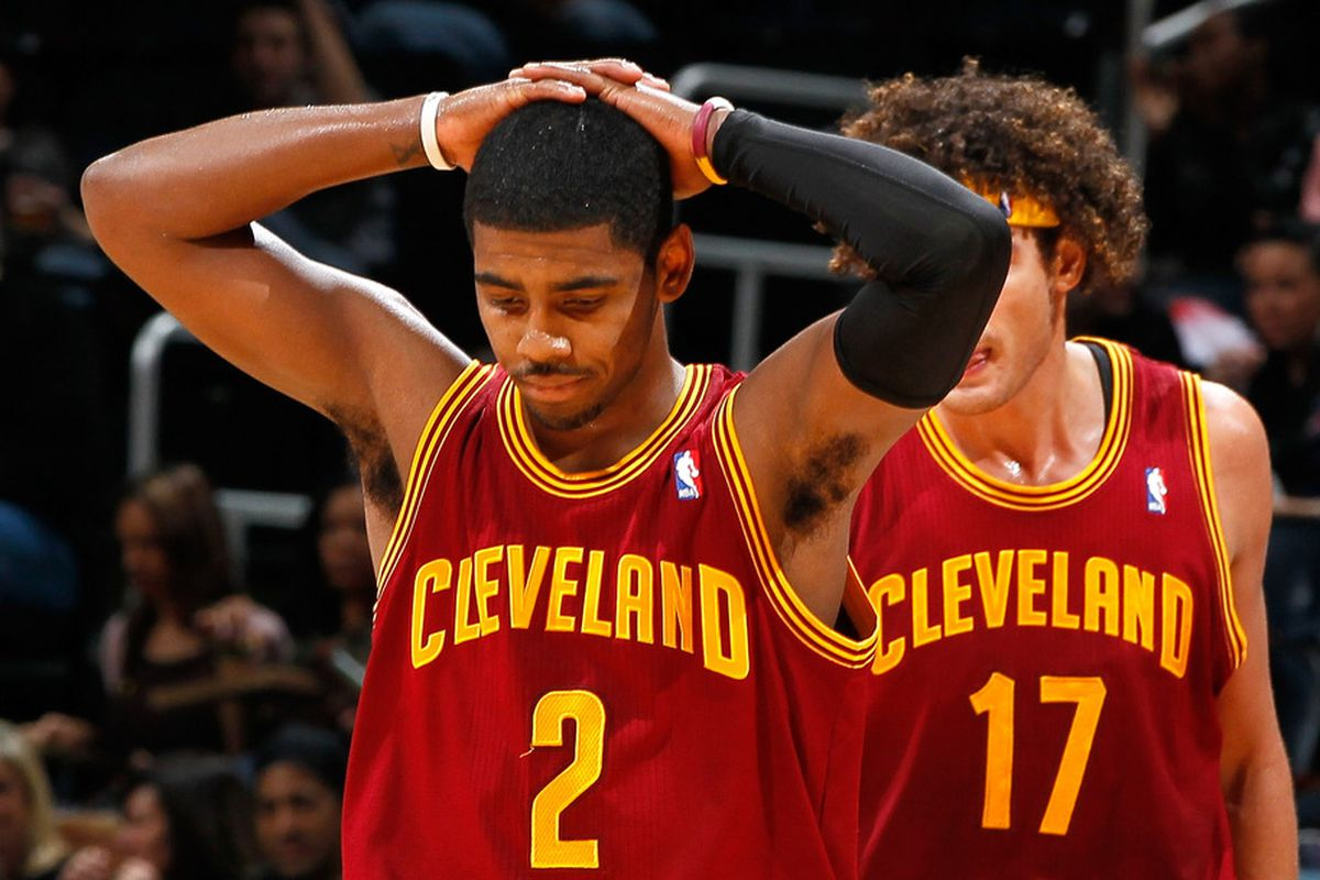 Kyrie Irving and the Cleveland Cavaliers will be in Amway Arena to take on the Orlando Magic.
