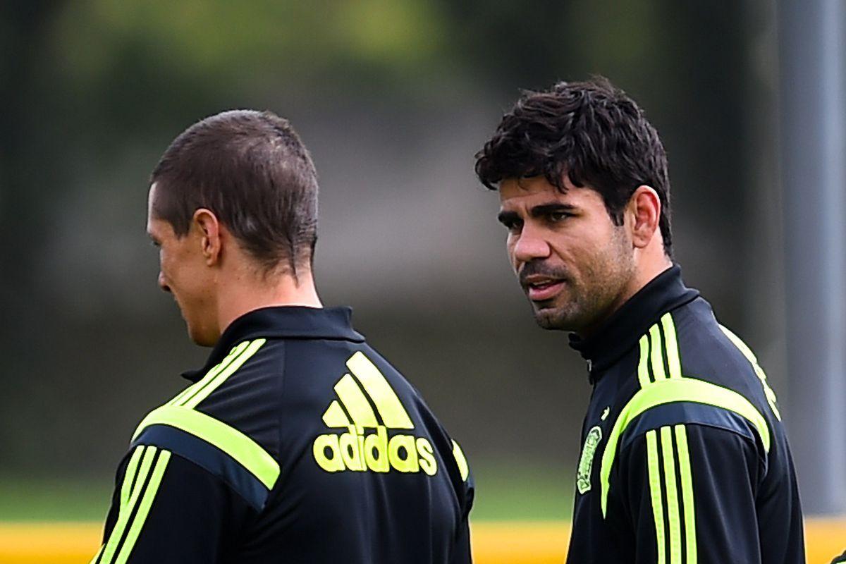 Fernando Torres, Master, Diego Costa, Learner