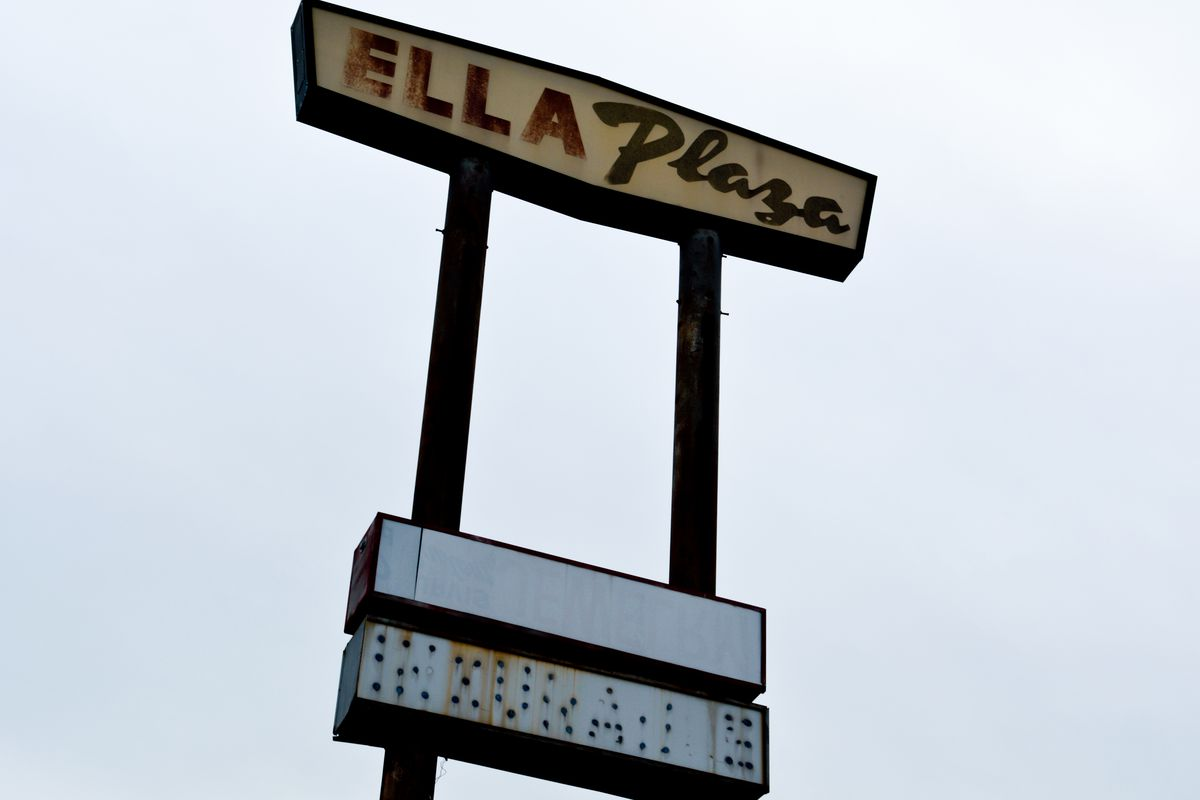 Ella Plaza may almost be deserted for now, but that will change in 2015.