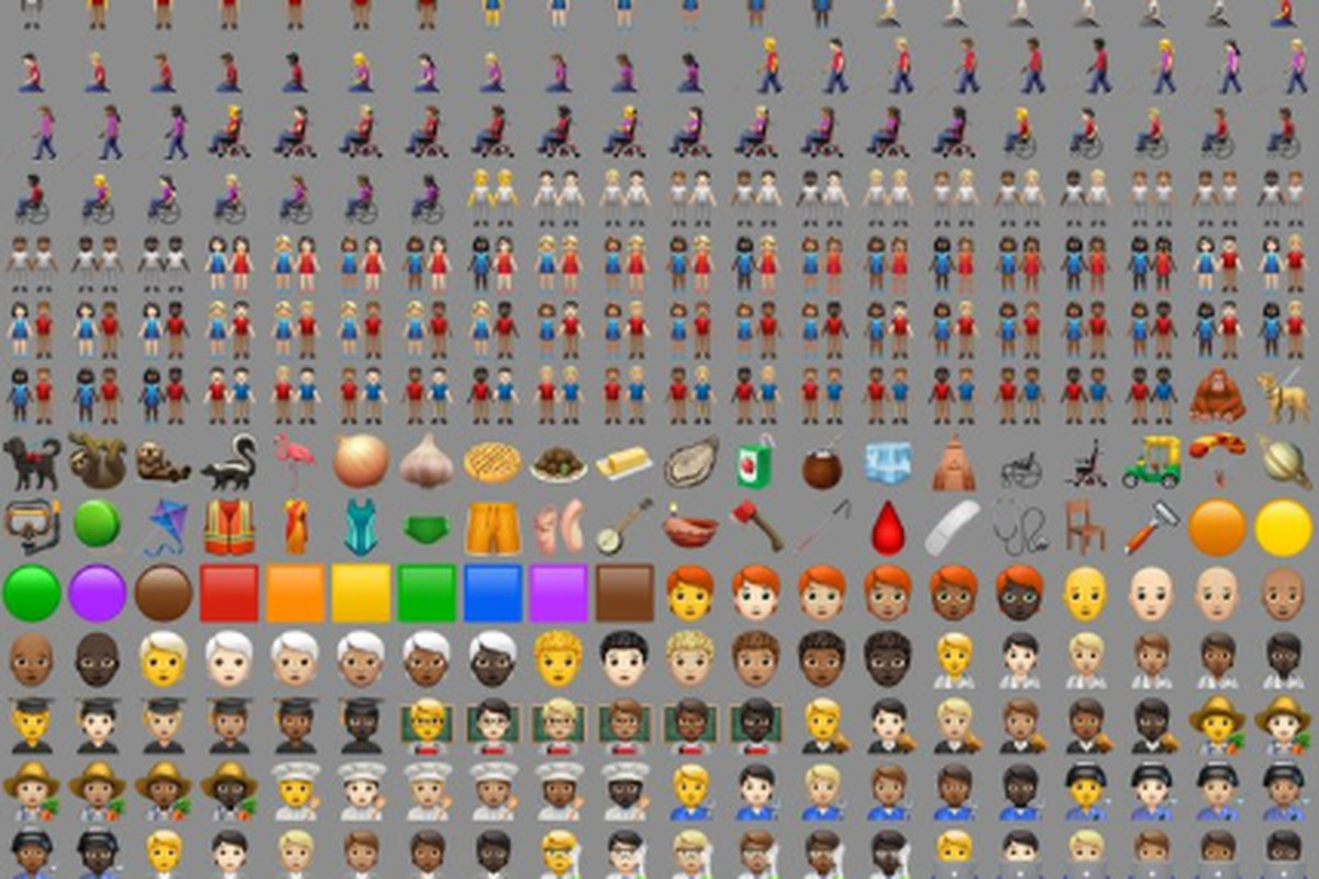 Yes Your Iphone Has 398 New Emoji Here S What They Are Deseret