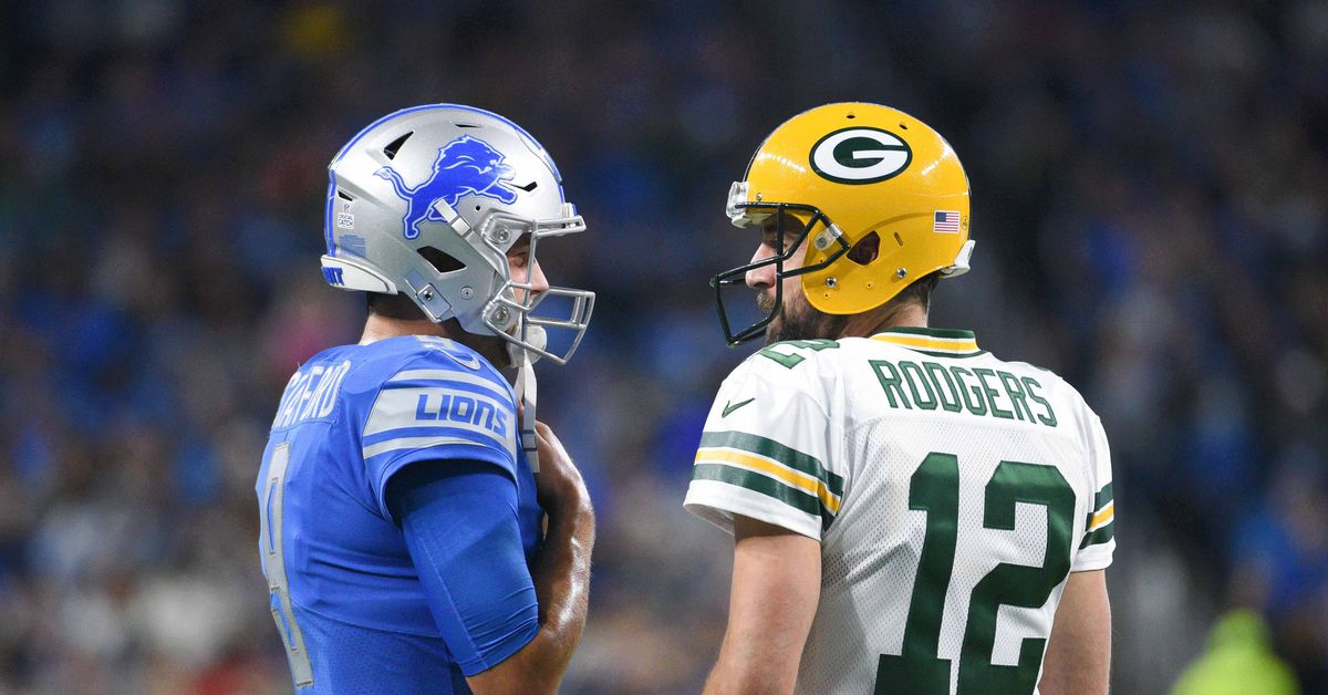 Lions vs Packers Monday Night Football Week 6 open thread