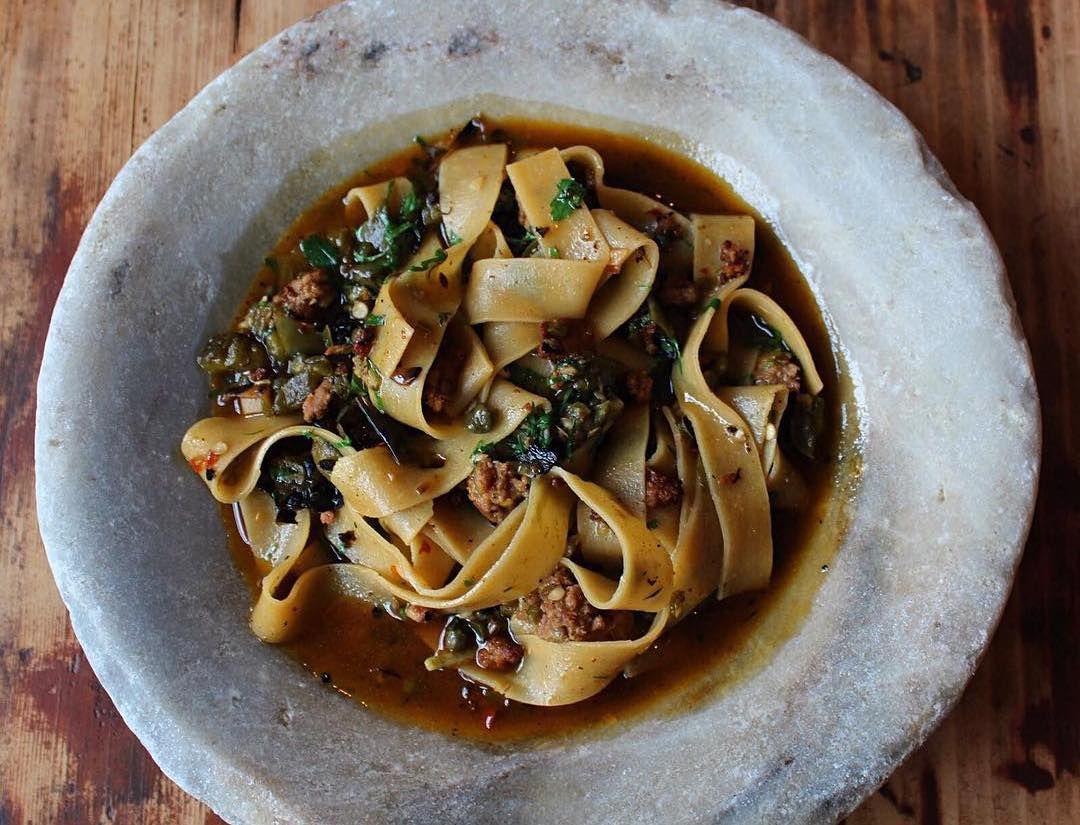Michelin Bib Gourmand 2019 London winner Sorella from chef Robin Gill in Clapham