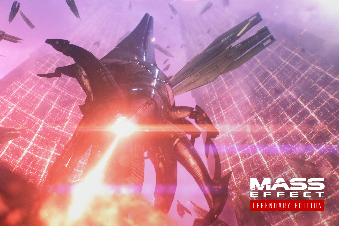 Mass Effect: Legendary Edition brings a much-needed overhaul to the trilogy on May 14th