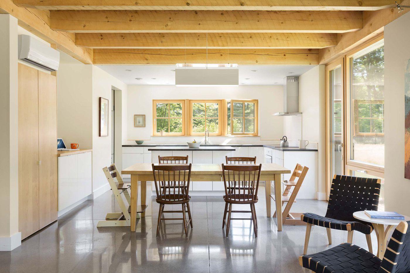 Prefab homes from Go Logic offer \'rural modernism\' assembled in 2 ...