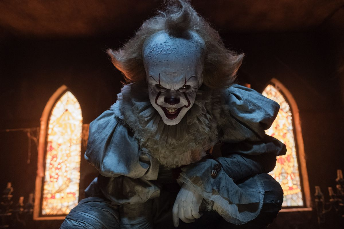 stephen king's it review: the rare monster movie with too much