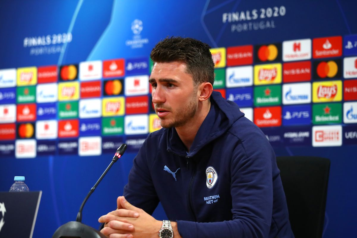Manchester City Press Conference - UEFA Champions League