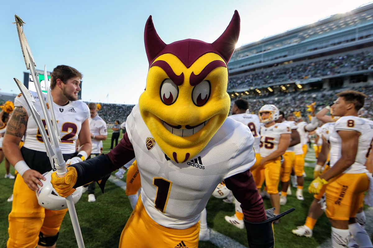 NCAA Football: Arizona State at Michigan State