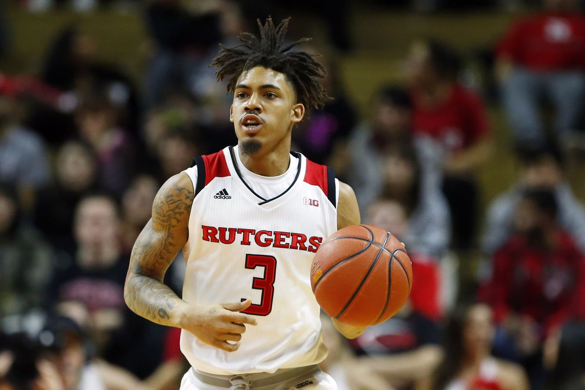 Corey Sanders Takes Over Late, Leads Rutgers To Comeback ...