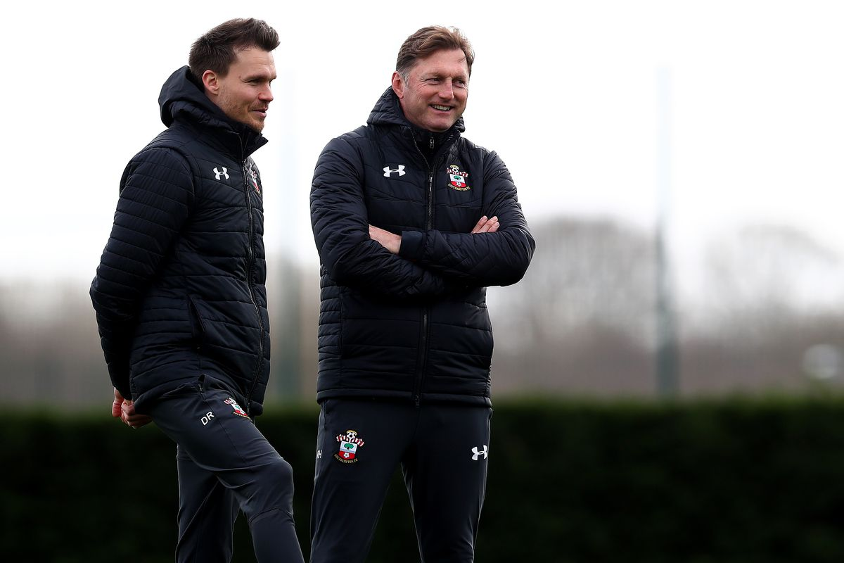 Former Southampton assistant manager Danny Rohl left Saints to join Bayern Munich