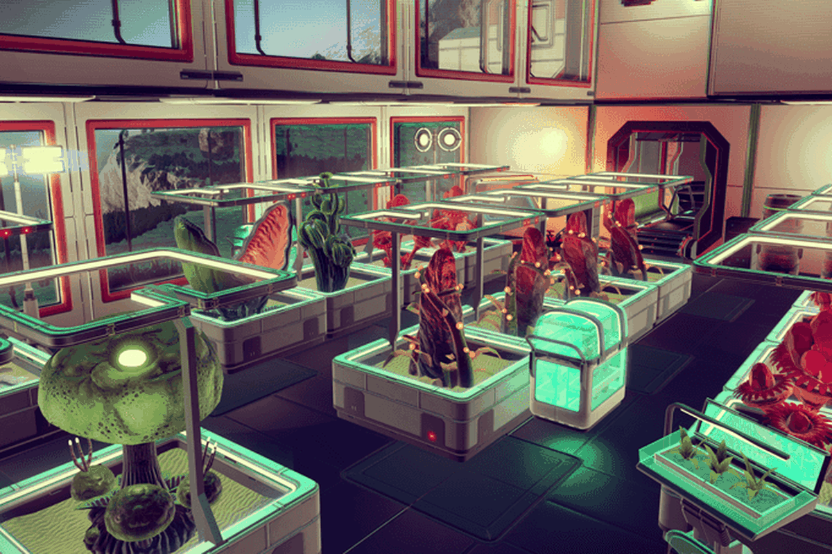 No Man S Sky Base Building For Pc