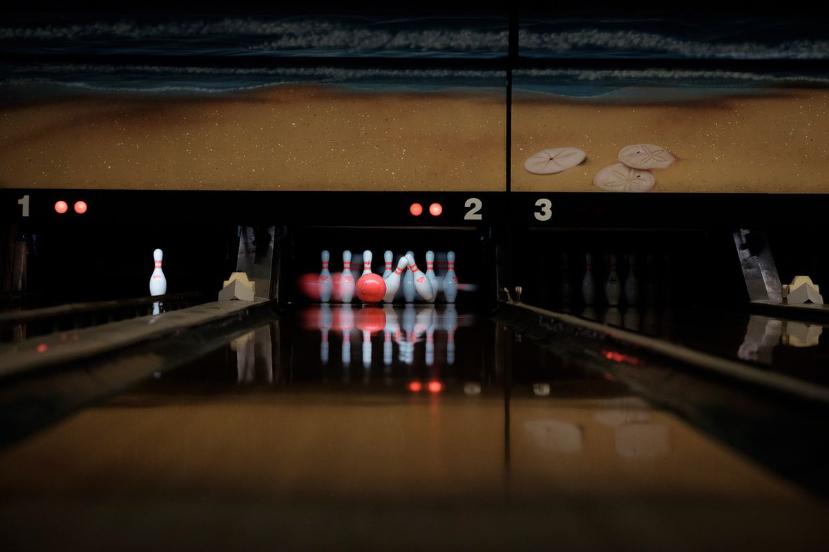 Bowling Alley, Restaurant and Bar Spins Into Ocean Beach