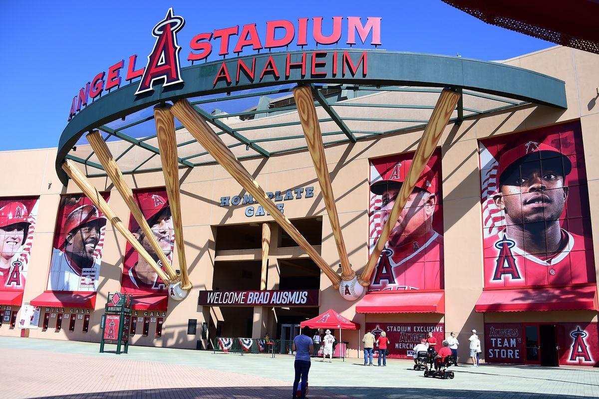 Los Angeles Angels of Anaheim Introduce Brad Ausmus