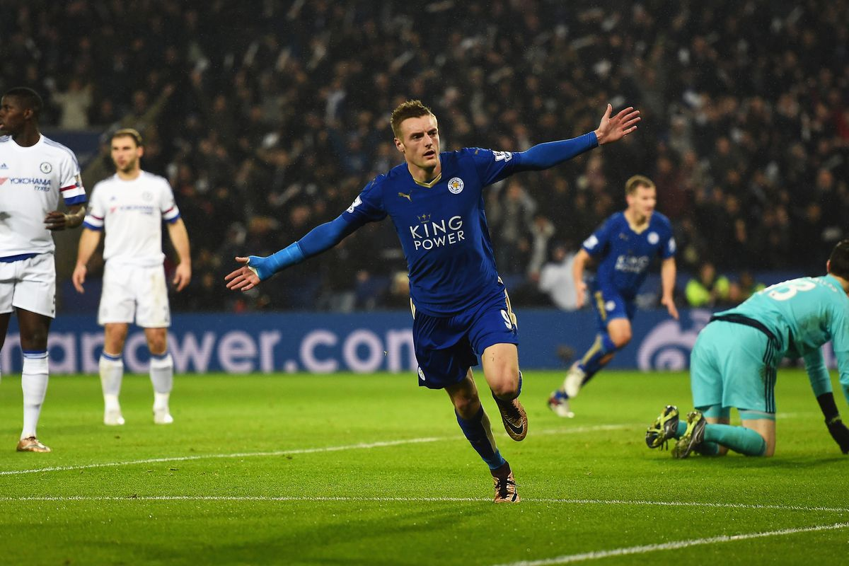 Jamie Vardy won't rule out leaving Leicester in the future