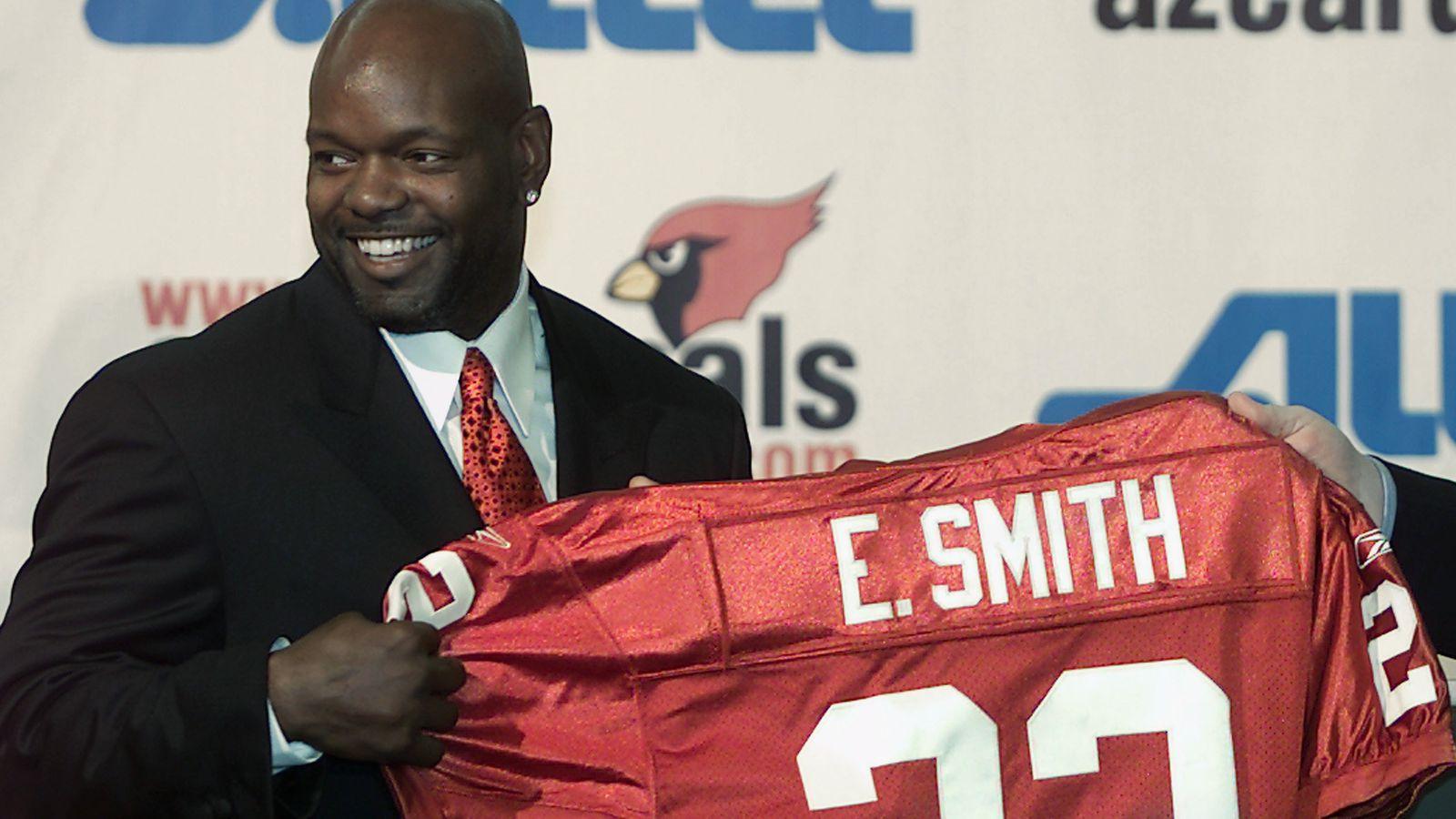 Was Emmitt Smith the worst Arizona Cardinals free agent signing