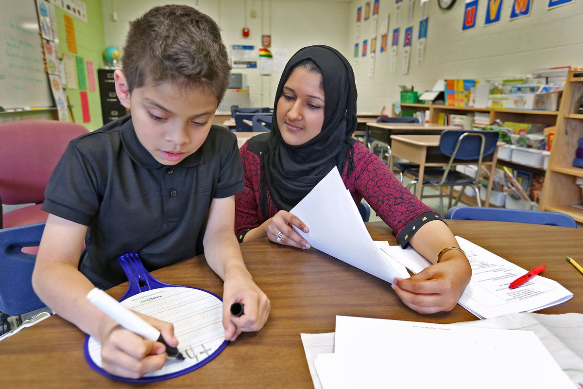 IPS School 79 has among the lowest per pupil funding in the district.