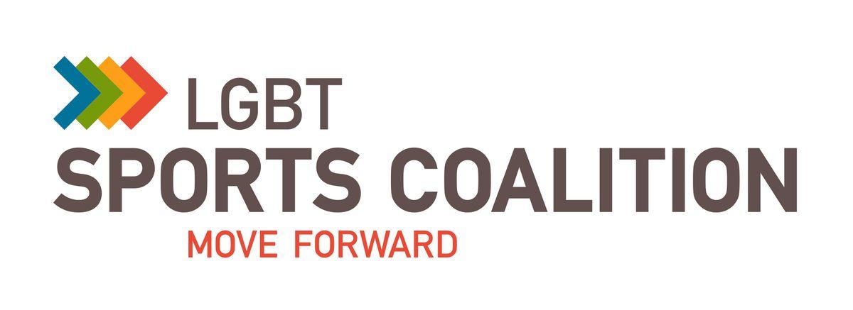 LGBT Sports Coalition logo