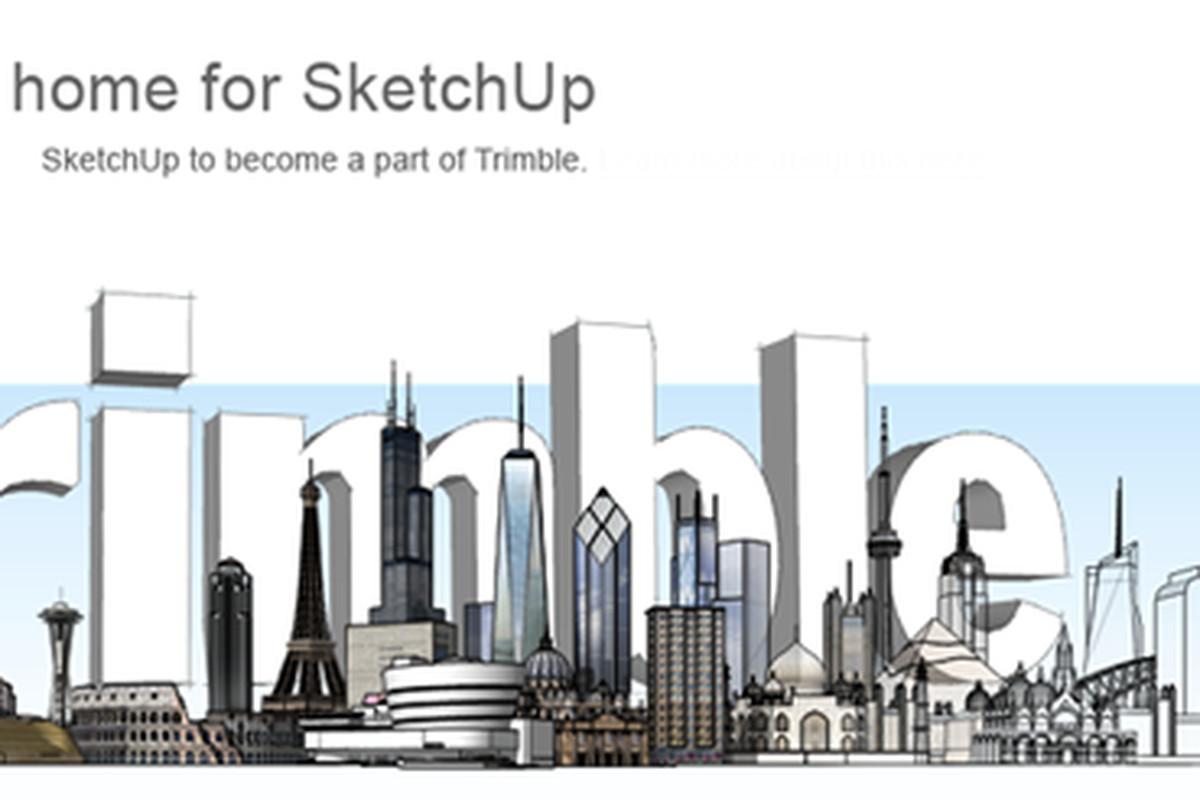 Trimble SketchUp