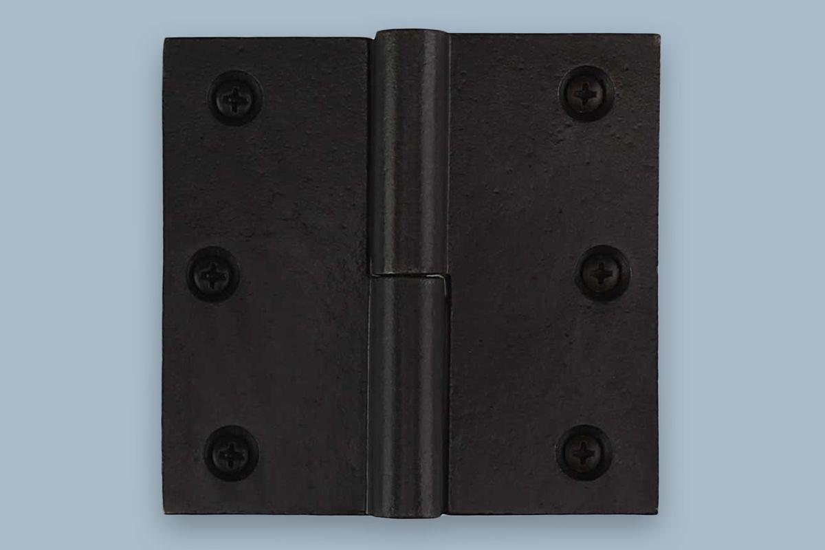 3 1/2 inch cast iron barrel hinge; $10.49 House of Antique Hardware