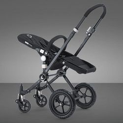 """Jay-Z would look great pushing this <a href=""""http://www.bugaboo.com/product?id=8081"""">Bugaboo stroller</a> ($1,029.)"""