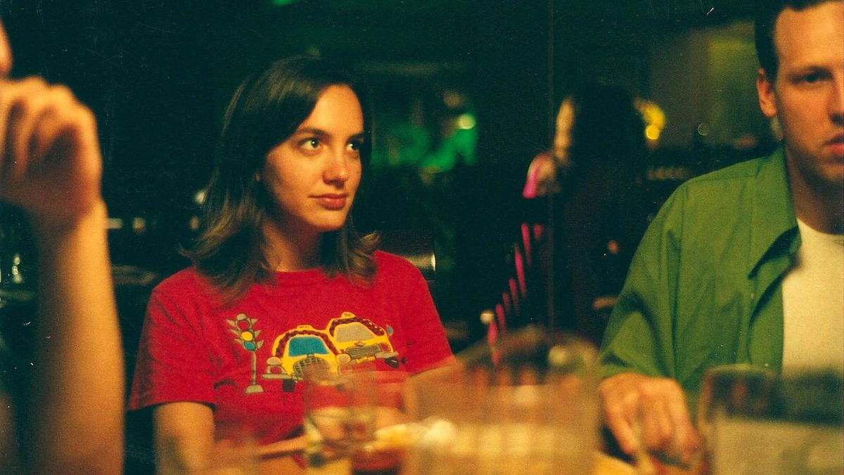 Kate Dollenmayer in Bujalski's Funny Ha Ha, which came to theaters in 2005.