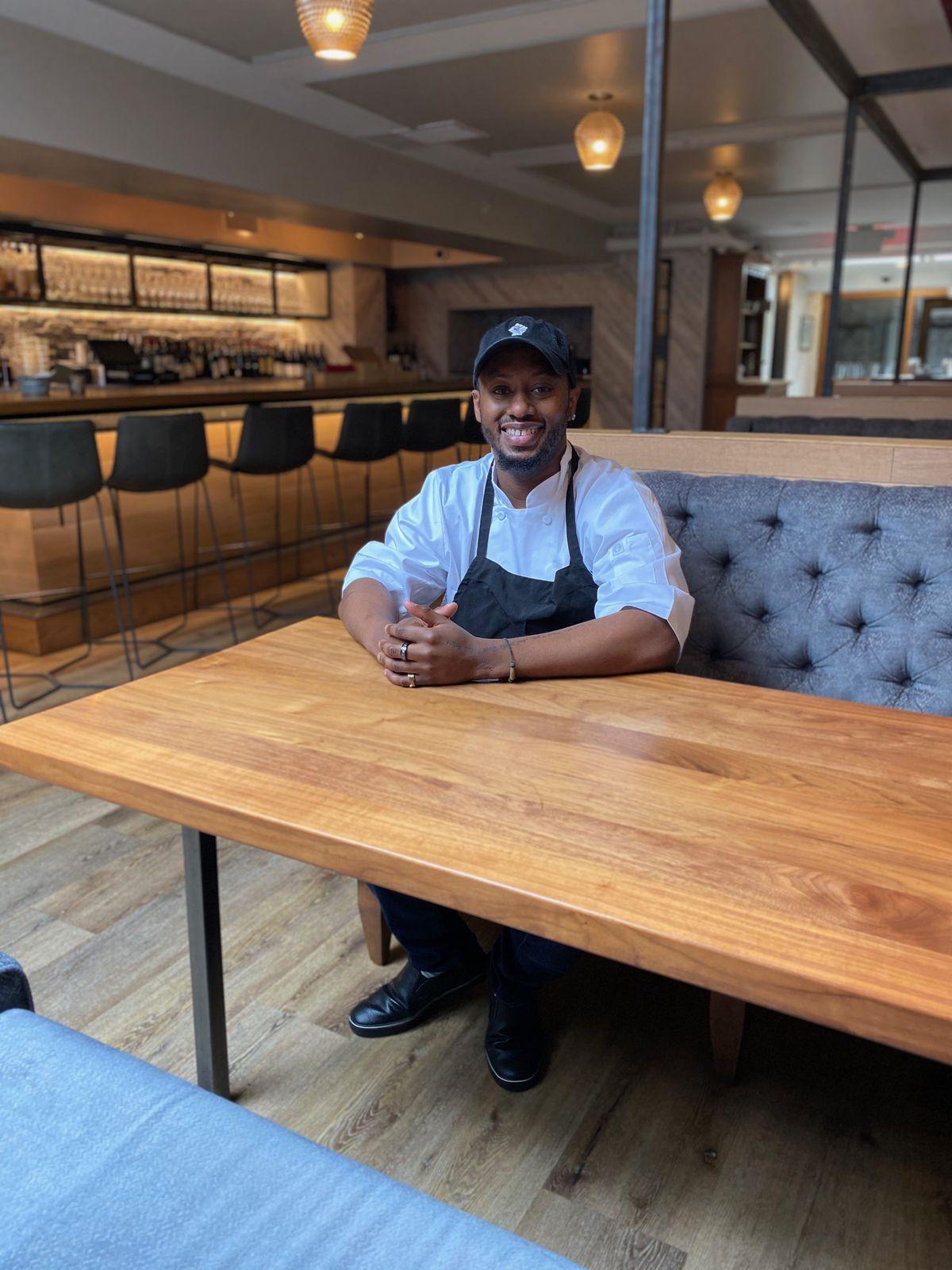 Cork chef Johnathan Allen II.