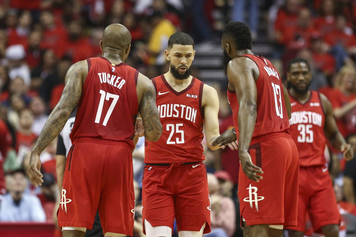 bf6ecd213d3 Jazz vs. Rockets odds 2019: Houston favored in Game 2 matchup on ...