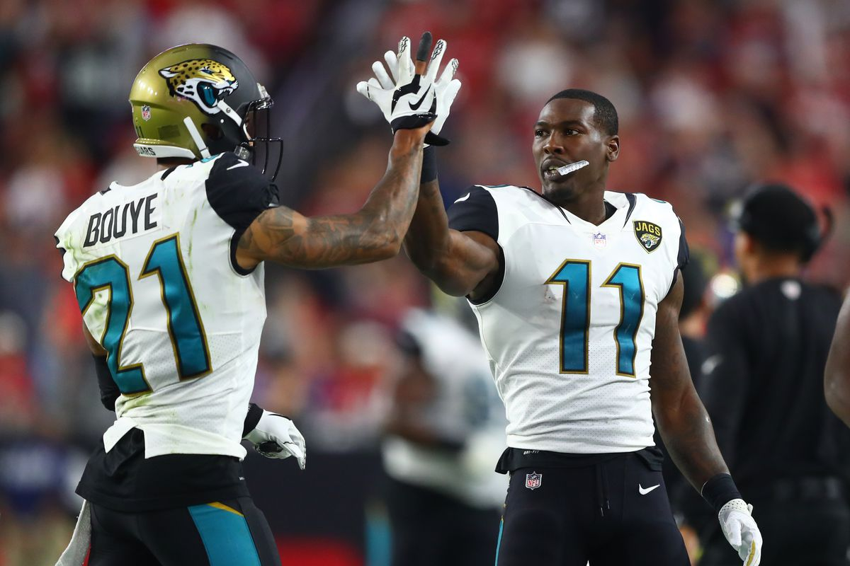 6d618065 Jaguars re-sign Marqise Lee to 4-year, $38 million deal - Big Cat ...
