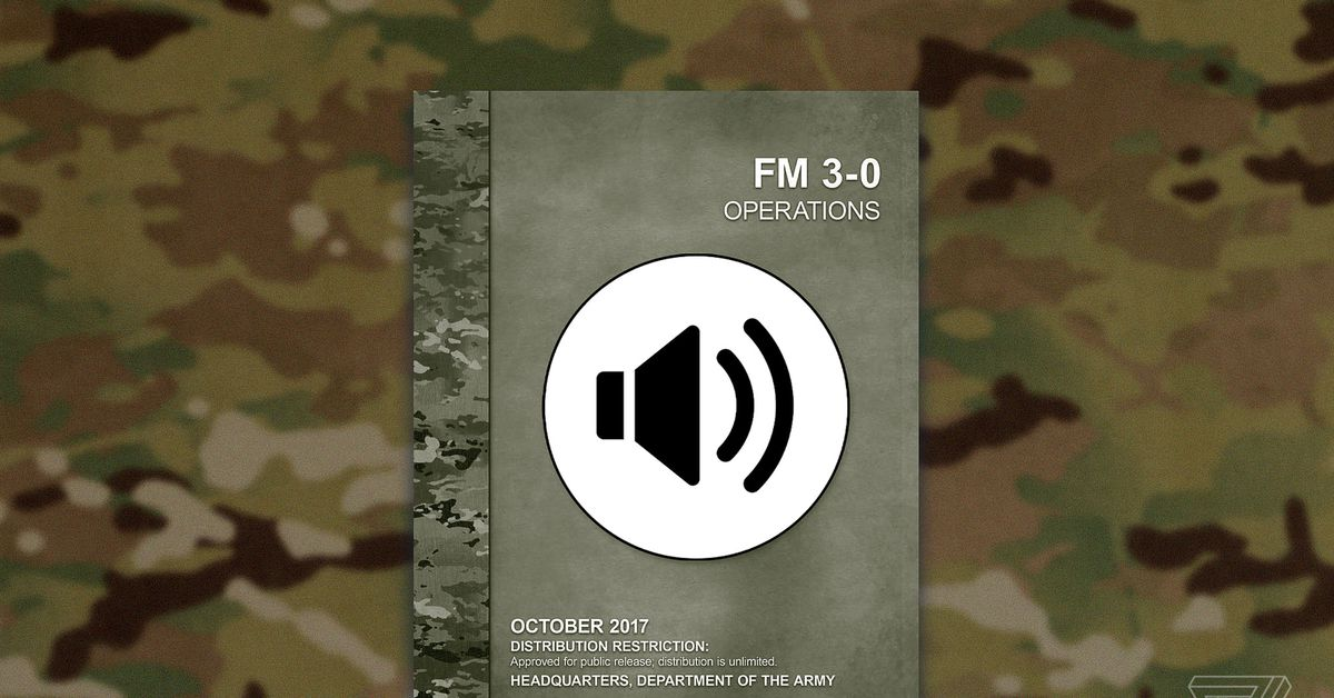 The US Army has released its first audiobooks