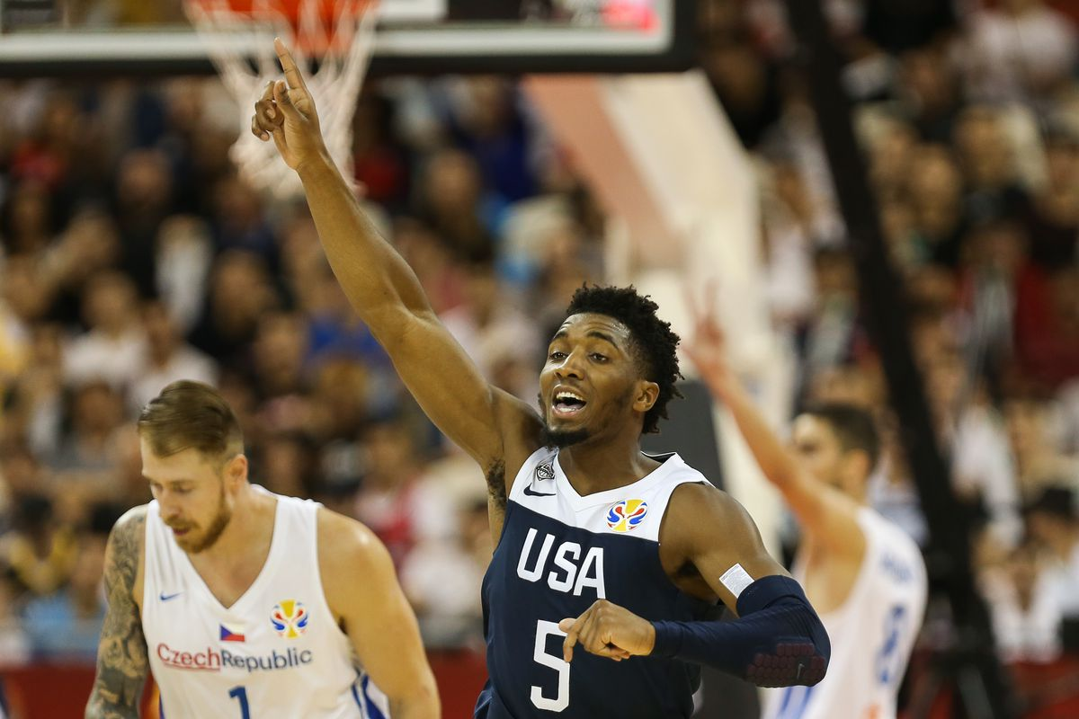 buy popular 90b6c 89e70 Team USA Finds Its Star (and Its Style) in Its First FIBA ...