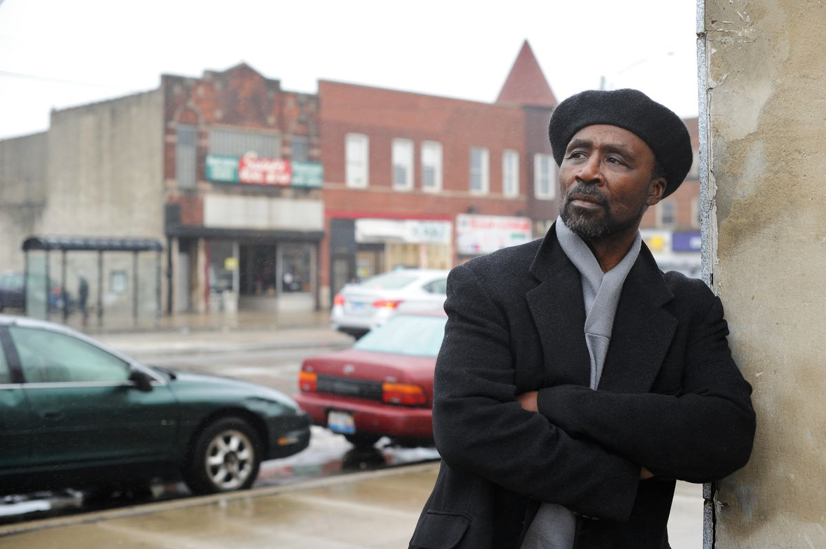 Benny Lee, a former Chicago gang leader, marched with Dr. Martin Luther King. He now works for a nonprofit anti-violence organization on the West Side.   Victor Hilitski / Sun-Times