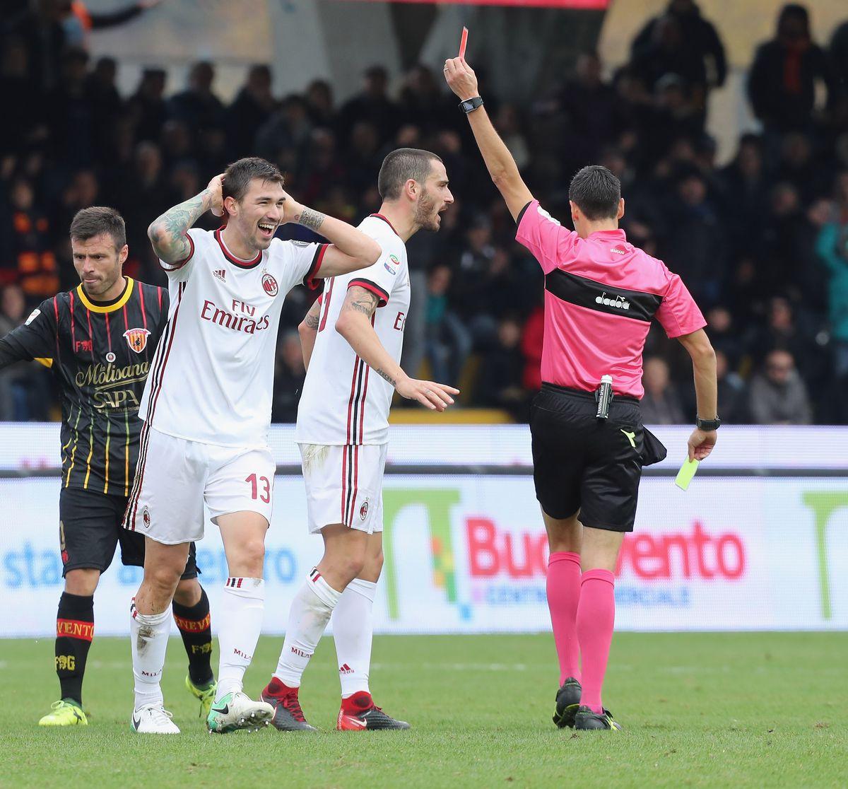 Benevento Calcio v AC Milan - Serie A