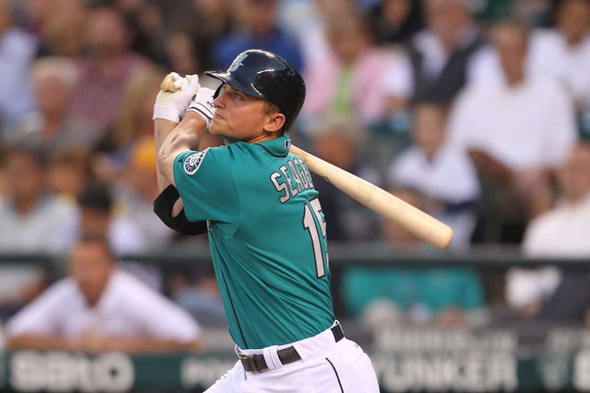 WIll Kyle Seager lead your team to victory?