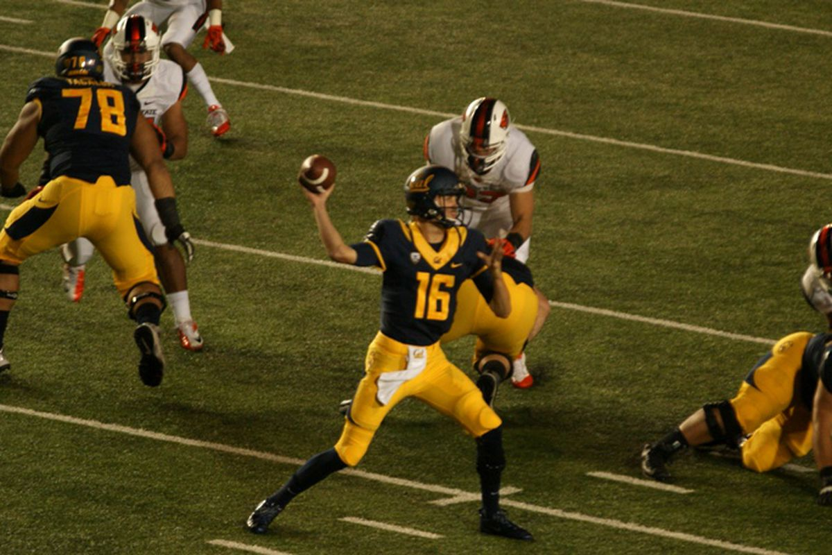 Oregon State had great success the first time they took on Jared Goff, also in Strawberry Canyon, but the results were not as good last year.