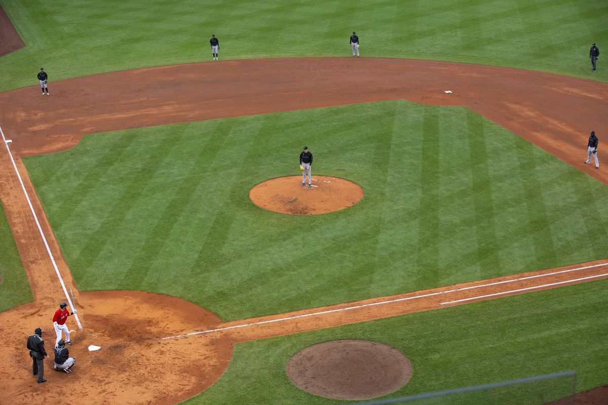 Miami Marlins v. Boston Red Sox