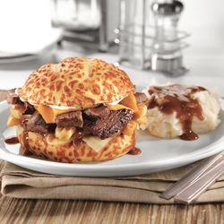 Midwest Meat & Potatoes Sandwich