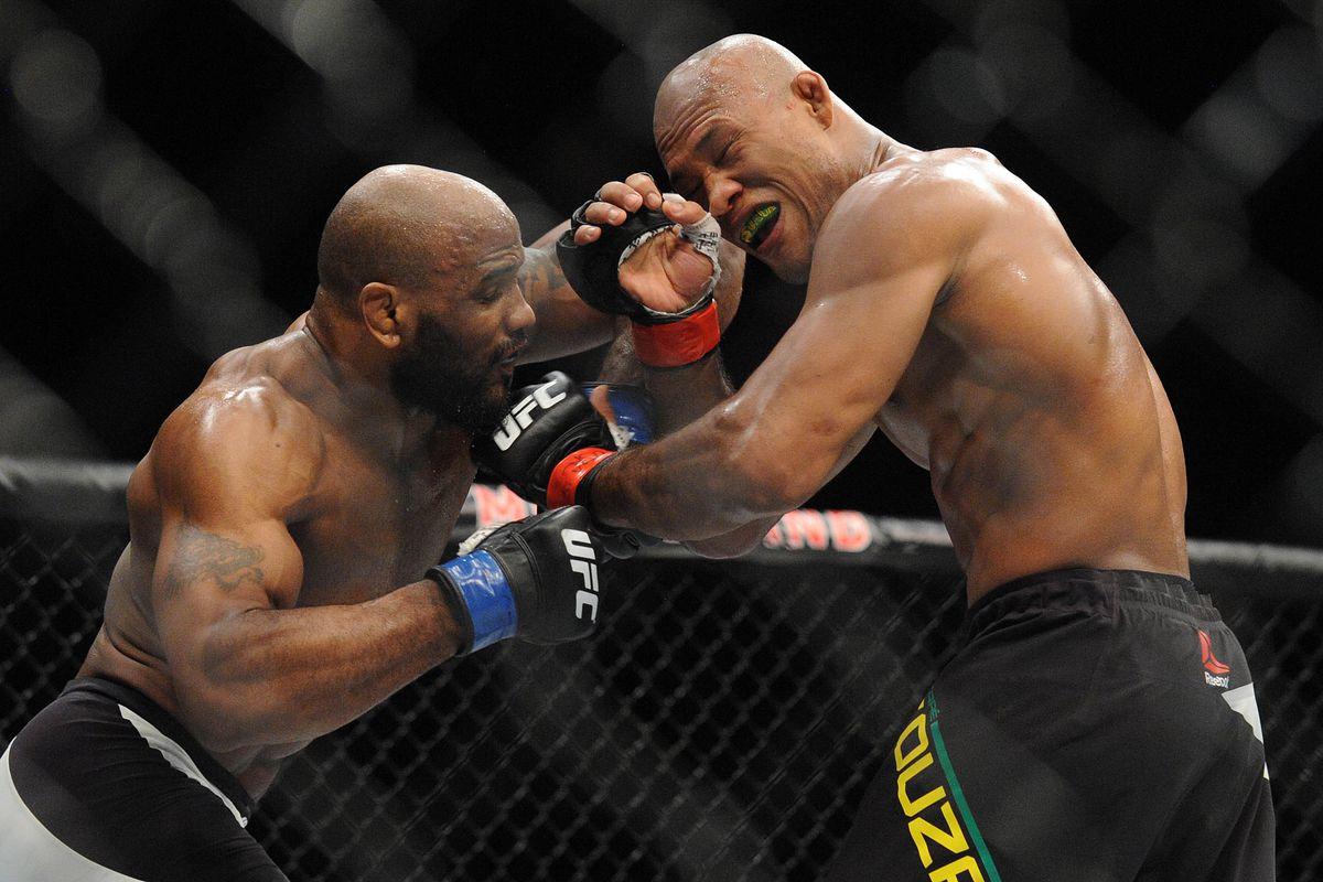 MMA: UFC 194-Souza vs Romero