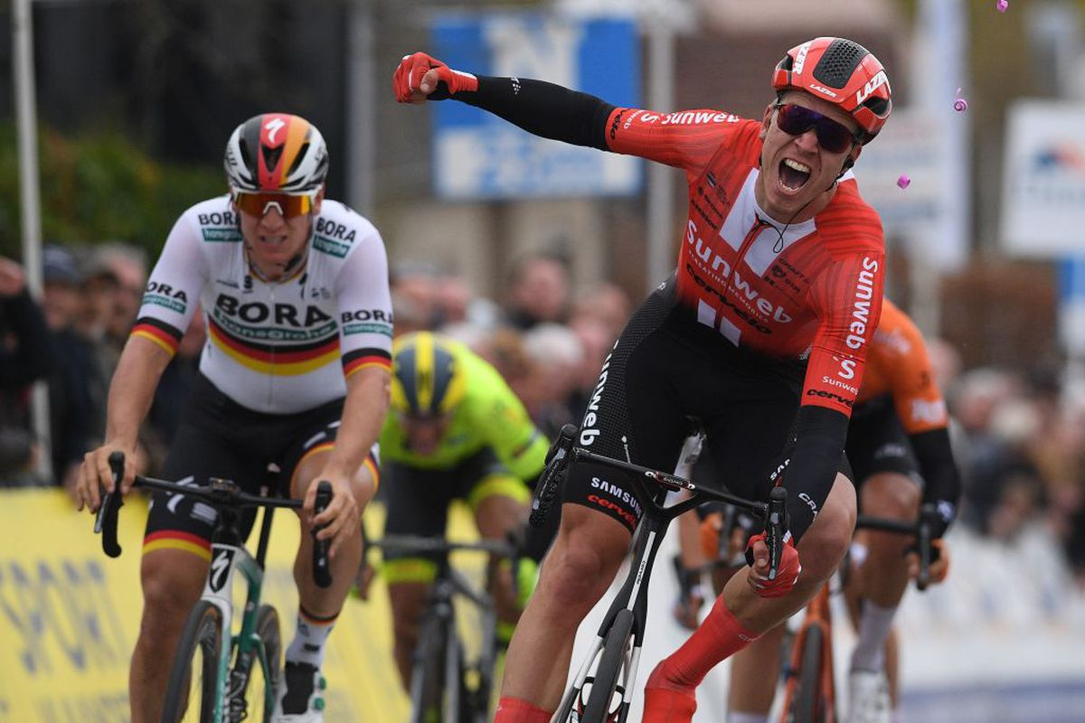 The Pro-Conti and SSR Corner: The Cobbles and Crashes Edition