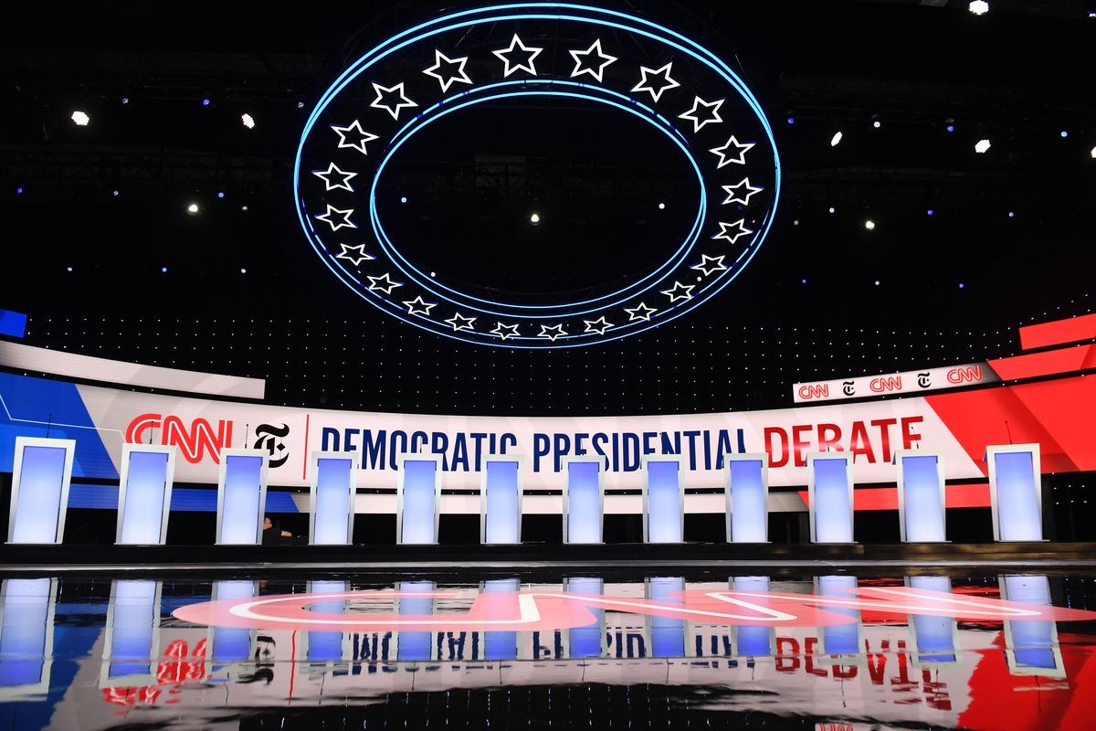 Democratic Debate How To Watch Time Channels Chicago
