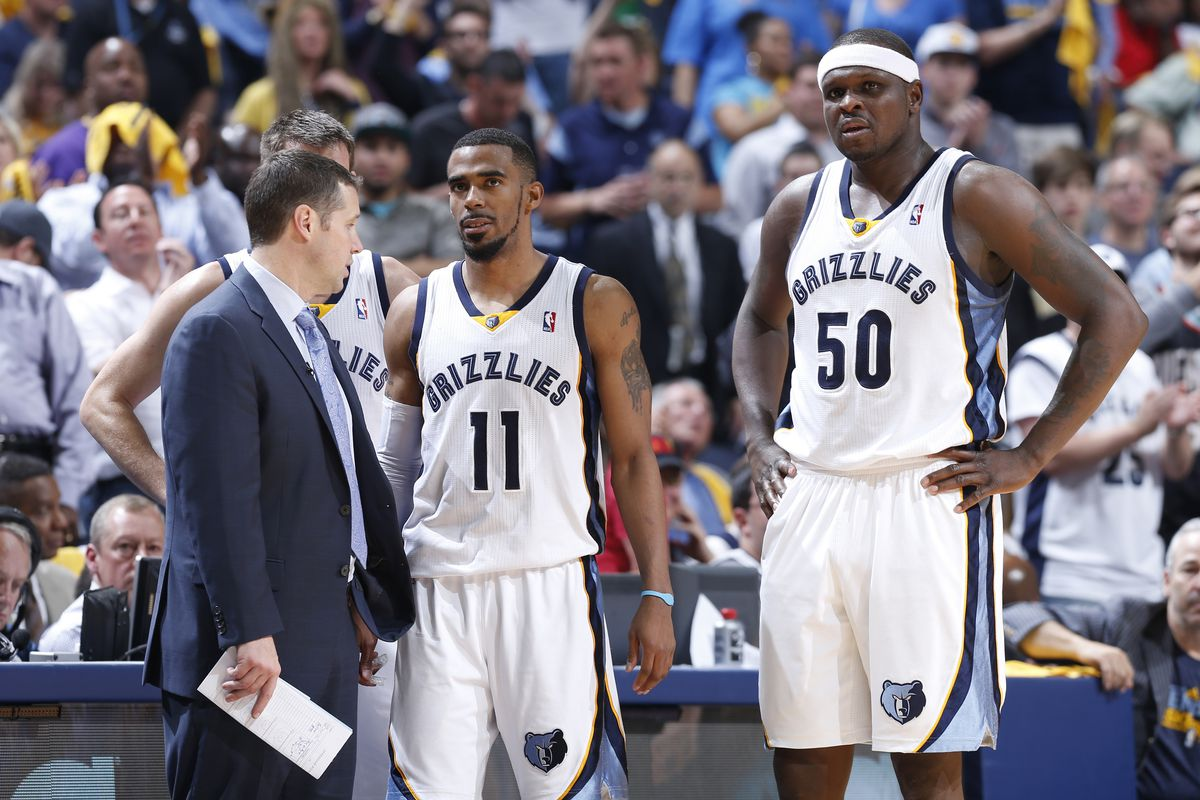 Is it possible we have seen the last of Zach Randolph alongside the other members of the Grizzlies?
