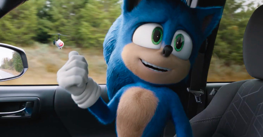 Sonic The Hedgehog Has The Biggest Opening Weekend Of Any Video Game Movie Polygon