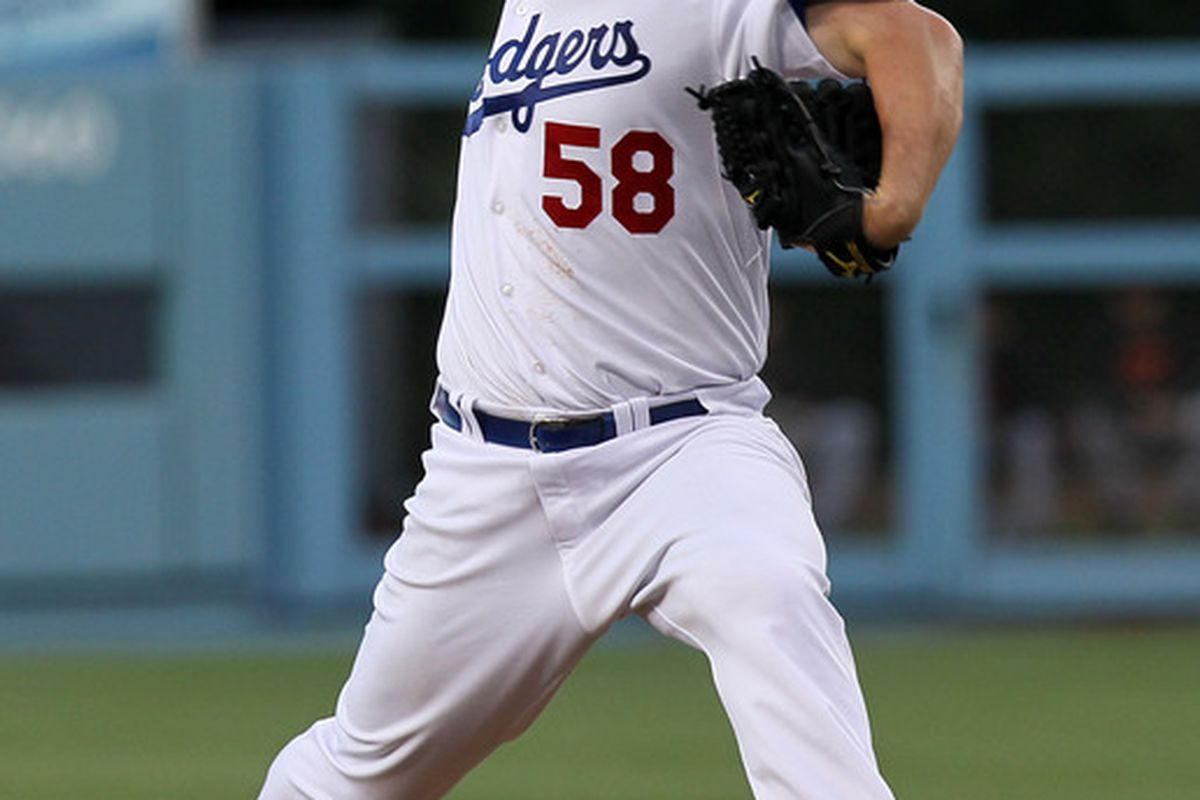 Ricky Nolasco's three-year contract extension with the Marlins provides a nice framework for a similar deal for Chad Billingsley with the Dodgers.