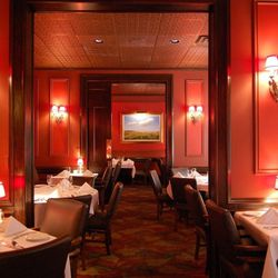 Christy's dining room is among the top in Miami's power elite, having hosted patrons like Bill Clinton. Its red walls and white tablecloths are as legendary as the steaks.