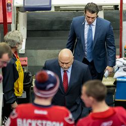 Trotz and Lambert After a Loss