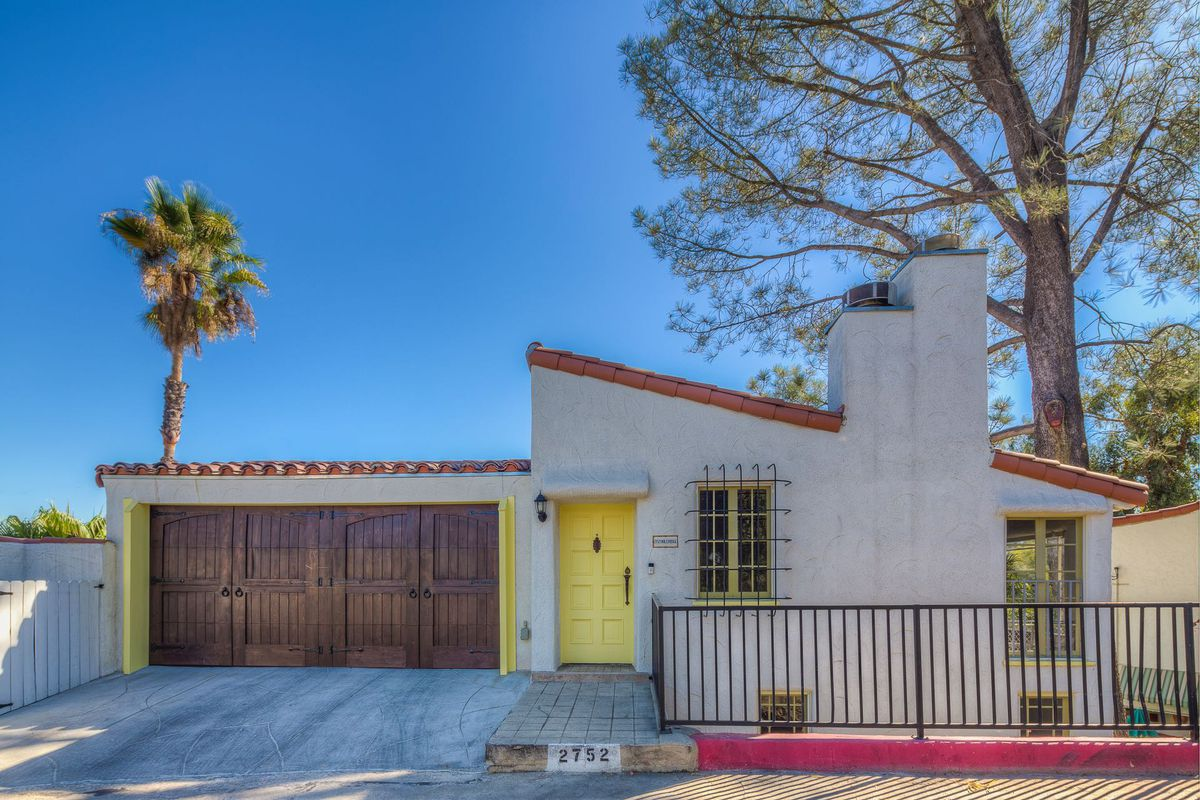 1920s Spanish-style with views around the Hollywood Hills asks $2.2M ...