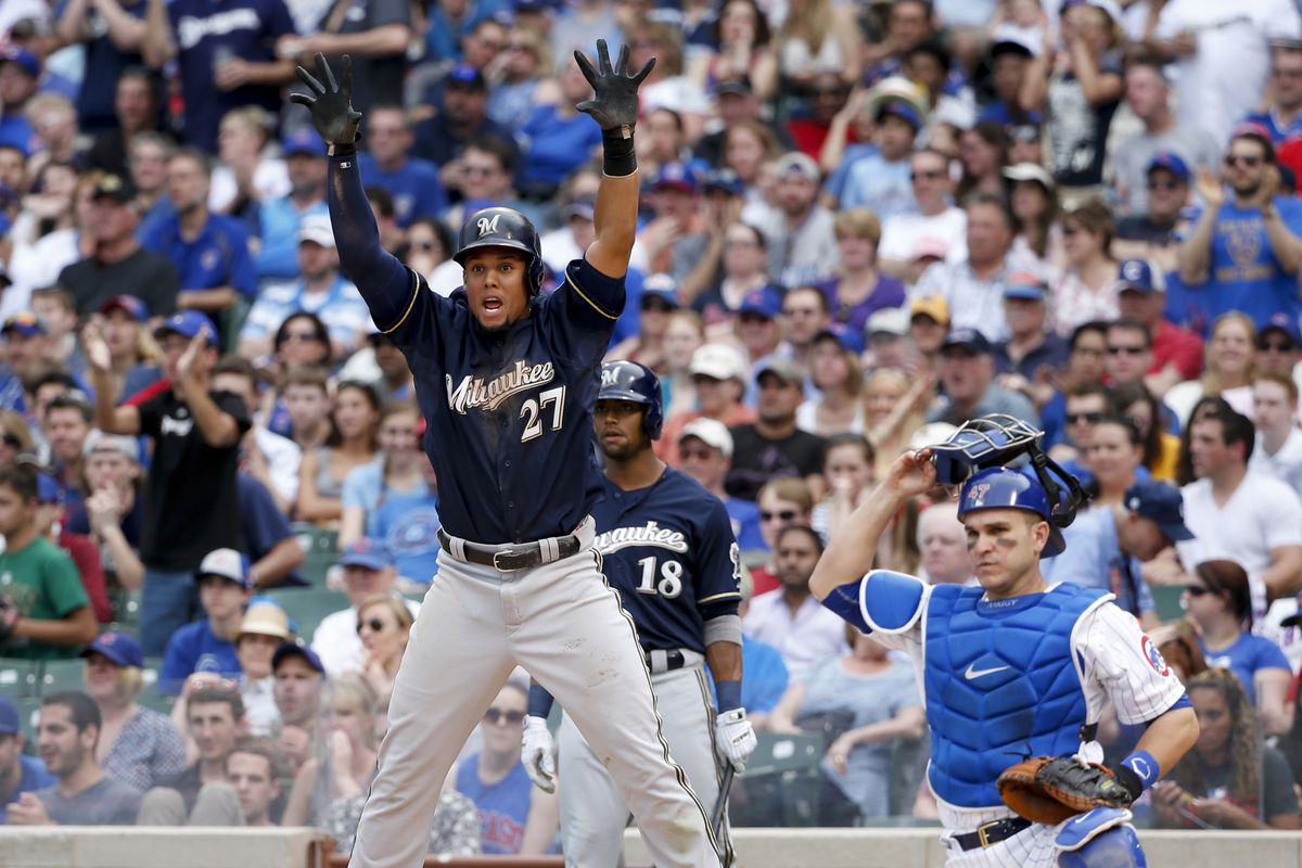 Brewers reportedly unwilling to deal Carlos Gomez